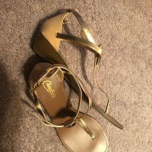 Sandals, size10